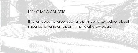 LIVING MAGICAL ARTS